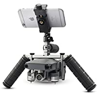 EACHSHOT Cinema Tray Metal Dual Handheld Gimbal Camera Stabilizer Bracket Kit for DJI Mavic Pro / Platinum