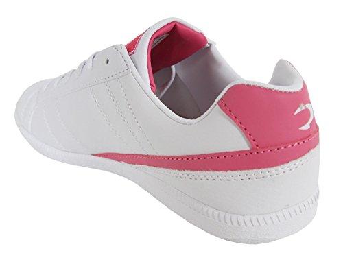 Zapatillas deporte de Mujer JOHN SMITH CARDAN W 15V BLANCO-FUCSIA