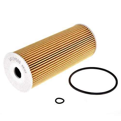 (TOHUU HU726/2x Engine Oil Filter For VW Beetle Golf Jetta Passat Diesel)