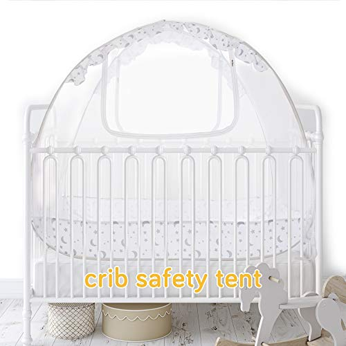 Baby Crib Canopy Safety
