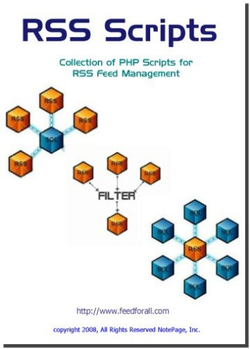 RSS Scripts Directory - PHP Scripts for RSS Feed Management