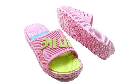 Chaussures de Pantoufles Sandales Pantoufles Couples Chaussons BwTCFx