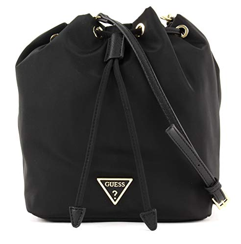 Women's Black Did 90 I Satchel Bla Black Guess Say q6UCqd