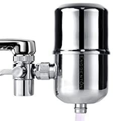 Faucet Water Filter Stainless-Steel