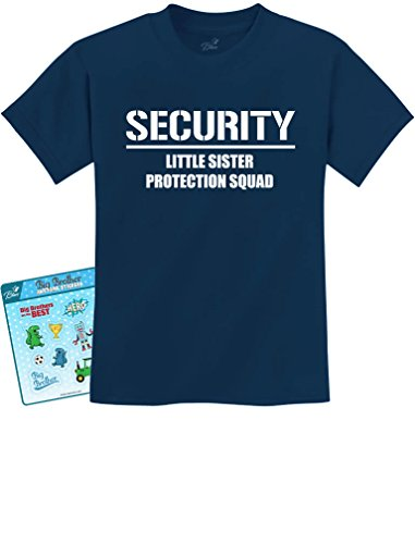 Gift Big Brother Security Stickers product image