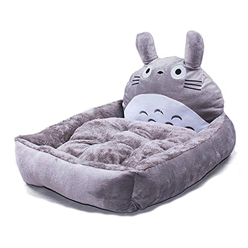 Krastal Dog Bed Warm Animal Sleeping Mat Sofa Totoro Litter Pet Cama Rabbit Guinea Pig Cat Puppy Dog Beds