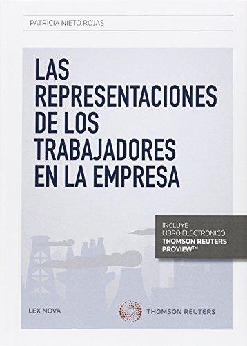 Descargar Libro Representaciones De Los Trabajadores En La Empres,las Patricia Nieto Rojas
