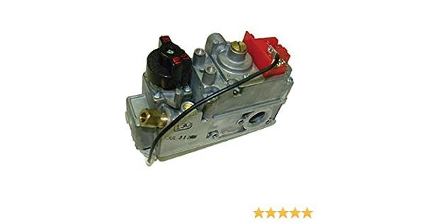 Vent-Free Propane Gas Hearth Products Controls Dexin 6003KS Series Replacement Millivolt Valve 201-KS-VF
