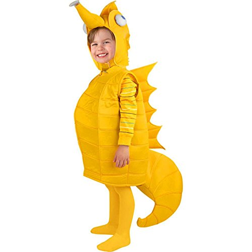 Toddler Sea Horse Halloween Costume (Size: (Seahorse Baby Costume)