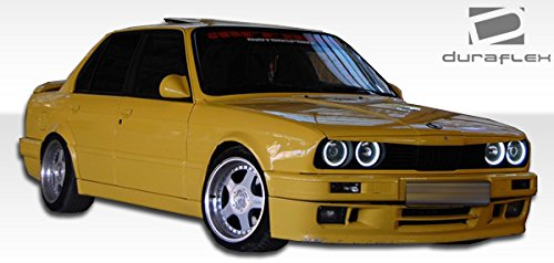 1984-1987 BMW 3 Series E30 4DR Duraflex M-Tech Body Kit - 4 Piece