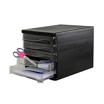 Schubladen Box Als Schreibtisch Organizer 5 Ablagefacher Fur Die