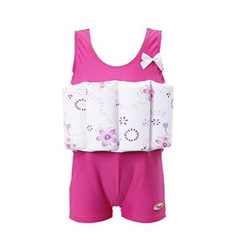 - Baby Kids Floatation Suit Float One-Piece Swimwear Buoyancy for Girls