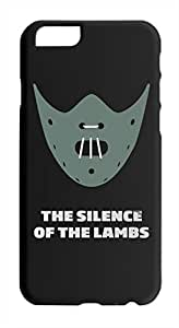 movie poster The Silence of the Lambs Iphone 6 plus case