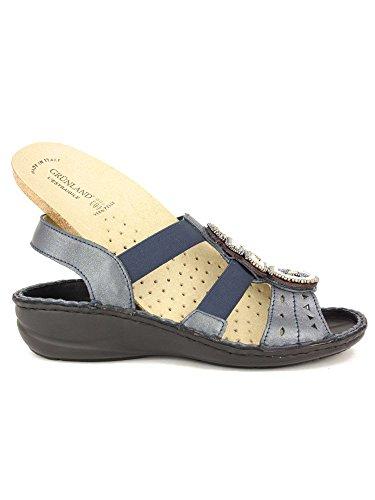 36 Se0153 Sandalo Dara Grunland Blu P Dara Grunland Sandalo Donna 36 Blu Donna Se0153 P q864wA