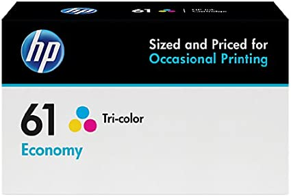 Amazon.com: HP 61 - Cartucho de tinta para HP Deskjet 1000 ...