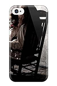 Cheap TashaEliseSawyer Perfect Tpu Case For Iphone 4/4s/ Anti-scratch Protector Case (the Conjuring) 2284373K53577006