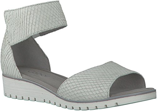 Gabor - Tira de tobillo Mujer Gris - gris