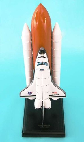 (Space Shuttle Full STACK(ATLANTIS)1/200)