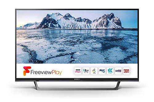 Sony Bravia KDL32WE613 32 inches SMART HD Ready HDR LED TV Freeview Play B Grade (Renewed)