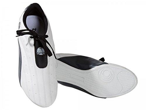 DanRho - Zapatillas de artes marciales para hombre White - WHITE