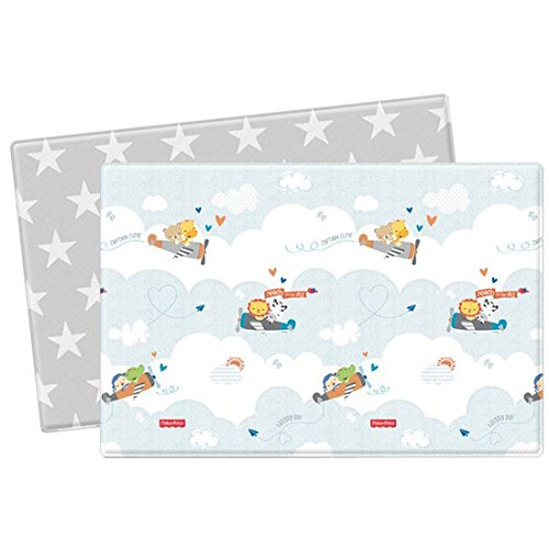 Fisher Price Flying Soft Play Mat by Parklon