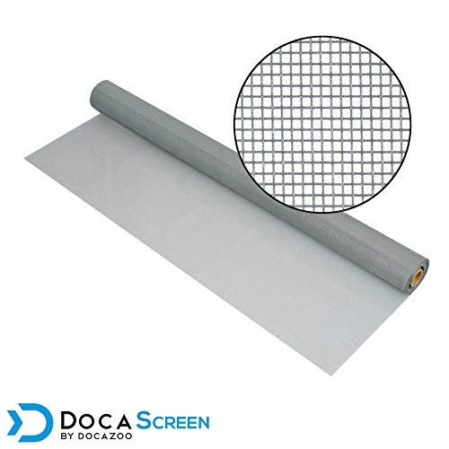 DocaScreen Standard Window Screen Roll - 36