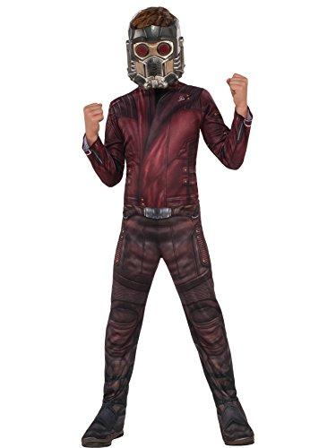 Rubie's Guardians of the Galaxy Vol. 2 Child's Deluxe Drax Costume, Large