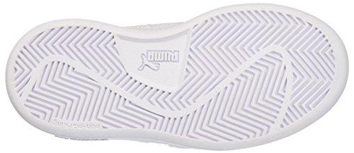puma L V2 puma Sneakers Smash Enfant Puma White Mixte Black Ps V Noir Basses qan7RFx