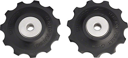 Shimano M773 High Grade Dyna-Sys 10-Speed MTB Bicycle Tension & Guide Pulley Set - Y5XF98130