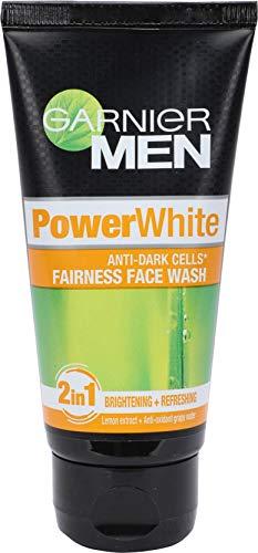 Garnier Men Power Light Face Wash, 100G 100Gm