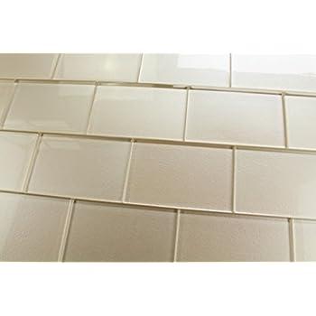 Aspen White Marble Minibrick Subway Tile, Sample contemporary-mosaic-tile
