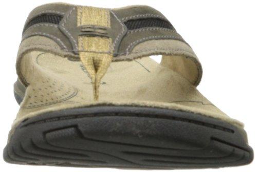 Merrell Hombres Traveler Tilt Thong Sandal Boulder