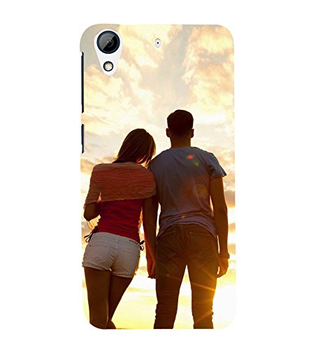 premium selection a2848 89a9f PrintVisa Couple Romance 3D Hard Polycarbonate Designer: Amazon.in ...