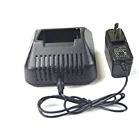 Smart Charger Desktop for Kenwood Radio TK-2140 TK-3140 TK-2160 TK-3160 Replacement for KSC-25