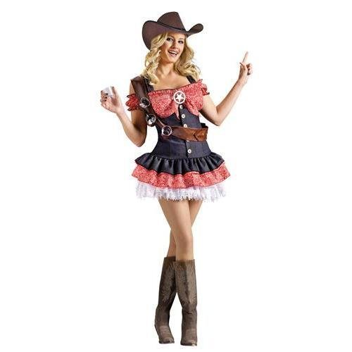 Morris Costumes Shotgun Sheriff Adult Md/Lg