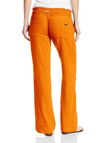 Oceanside Pantalon Roxy Persimmon Femme Pantalon Roxy Oceanside Sw5fwxFZ