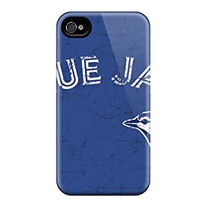 Great Hard Cell-phone Cases For Iphone 6 (xRK4572XtAo) Unique Design High-definition Toronto Blue Jays Pictures