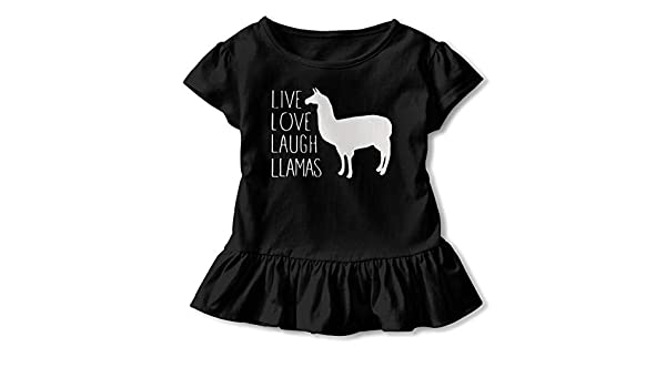 HYBDX9T Little Girls Walrus Funny Short Sleeve Cotton T Shirts Basic Tops Tee Clothes