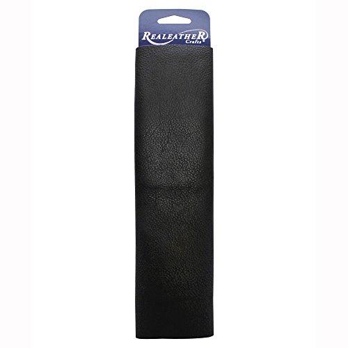 Realeather C0811-01 Premium Trim Leather Piece, 8.5