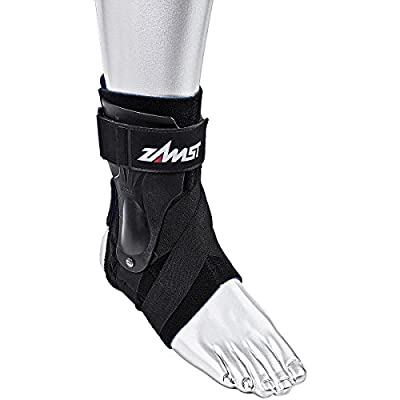 Zamst Ankle Brace Support Stabilizer: A2-DX Mens & Womens Sports Brace for Basketball, Soccer, Volleyball, Football & Baseball