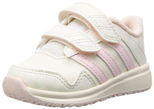adidas Snice 4 Cf I, Zapatos de Primeros Pasos para Bebés Blanco (Blatiz / Rolhal / Rolhal)