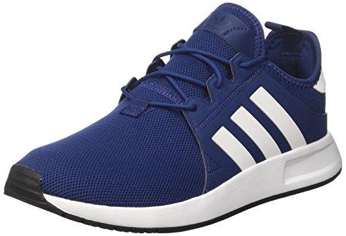 adidas X_PLR, Scarpe da Ginnastica Basse Uomo Blu (Mystery Blue/Footwear White/Core Black)