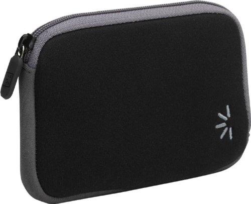 Caselogic GNS-1 Neoprene GPS Sleeve for 3.5 and 4.3-Inch Flatscreens (Black)