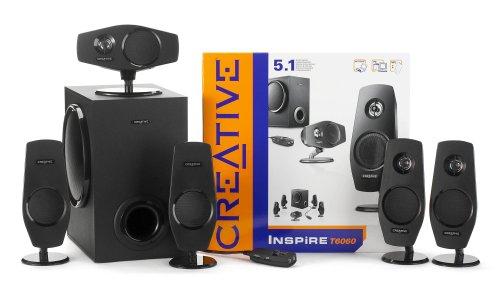 Creative Labs Creative Inspire T6060 Negro altavoz: Amazon.es: Electrónica