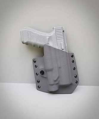 Neptune Concealment Kydex Gun Holster for CZ p09 - Light/Laser bearing Nestor Series - Veteran Made in USA