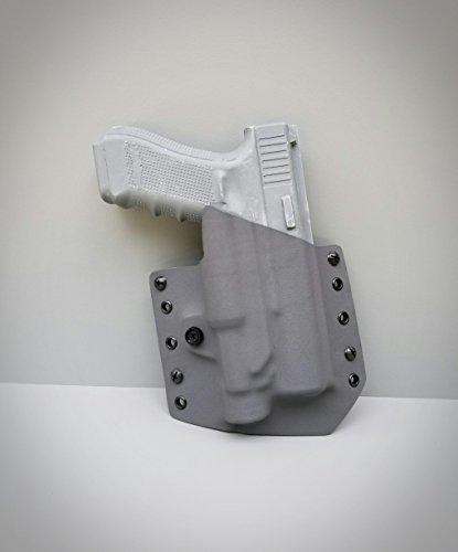 Neptune Concealment Kydex Gun Holster for Sig Sauer 320 Full Size - Light/Laser bearing Nestor Series - Veteran Made in USA