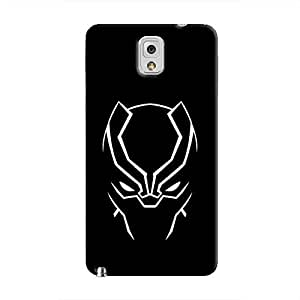 Cover It Up - Panther Print Galaxy Note 3 Hard Case