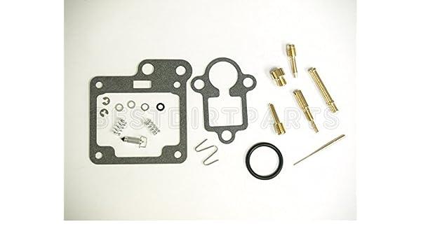 Carburetor Rebuild Kit Repair Carb for Raptor 80 YFM80R YFM80 2002 2003 2004 2005 2006 2007 2008 PRO CAKEN