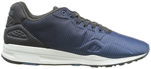 Le Coq Sportif Lcs R9xx Gradient, Zapatillas Unisex Adulto Azul (Real Teal/CharcoalReal Teal/Charcoal)