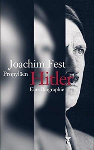 Hitler. Eine Biographie. pdf